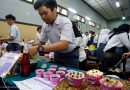 Pameran Program Rujukan Kewirausahaan di SMAN 4 Bandung