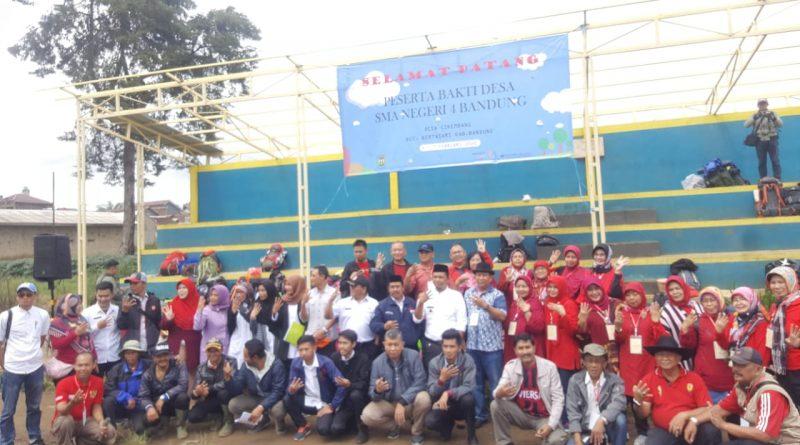 Bakti Desa SMAN 4 Kota Bandung