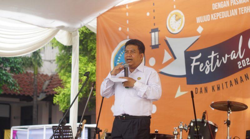 Festival Ghifari Perkuat Citra SMAN 4 Bandung sebagai Sekolah Religius